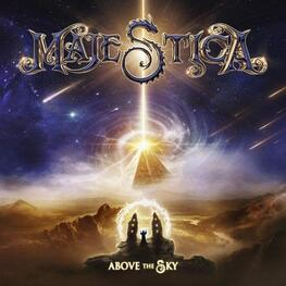 MAJESTICA - Above The Sky (Vinyl) (2LP)