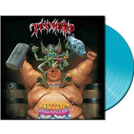 TANKARD - B-day (Ltd Clear Blue Vinyl) (LP)