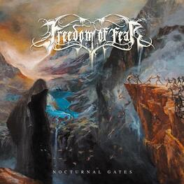 FREEDOM OF FEAR - Nocturnal Gates (CD)