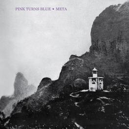 PINK TURNS BLUE - Meta (Clear Vinyl) (LP)