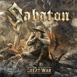 SABATON - Great War (CD)