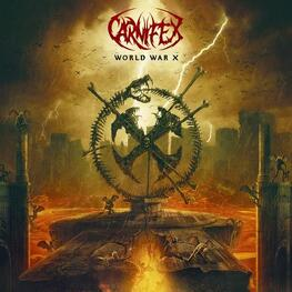 CARNIFEX - World War X (CD)