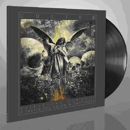 CULTED - Vespertina Synaxis A Prayer For Union And Emptiness (Black Ep W/ Insert) (LP)