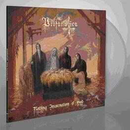 PROFANATICA - Rotting Incarnation Of God (Clear Vinyl In Gatefold Sleeve) (LP)