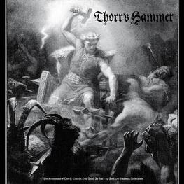 THORR'S HAMMER - Live By Command Of Tom G. Warrior (LP)