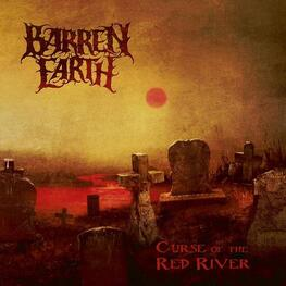 BARREN EARTH - Curse Of The Red River (LP)