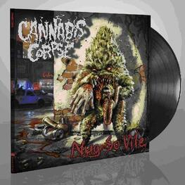CANNABIS CORPSE - Nug So Vile (Black Vinyl) (LP)