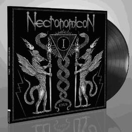 NECRONOMICON - Unus (Black Vinyl In Gatefold Sleeve) (LP)