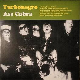 TURBONEGRO - Ass Cobra (Re-issue) (LP)