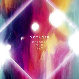 VOYAGER - Colours In The Sun (Vinyl) (LP)