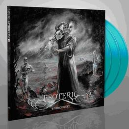 ESOTERIC - A Pyrrhic Existence (Turquoise Triple Vinyl Gatefold In Gatefold) (3LP)
