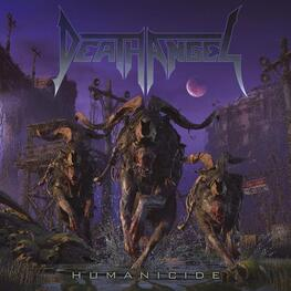 DEATH ANGEL - Humanicide (CD)