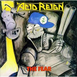 ACID REIGN - The Fear (LP)