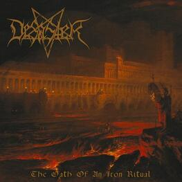 DESASTER - The Oath Of An Iron Ritual (Ltd. Picture Vinyl) (12in)