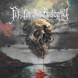 FIT FOR AN AUTOPSY - The Sea Of Tragic Beasts (CD)