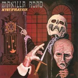 MANILLA ROAD - Mystification (Transparent Blood Red Vinyl) (LP)