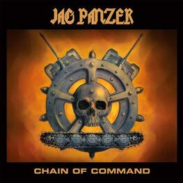 JAG PANZER - Chain Of Command (Slipcase) (CD)