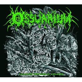 OSSUARIUM - Calcified Trophies Of Violence (CD)