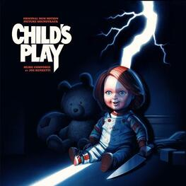 SOUNDTRACK, JOE (LTD) RENZETTI, JOE RENZETTI - Child's Play: Original Mgm Motion Picture Soundtrack (Vinyl) (2LP)