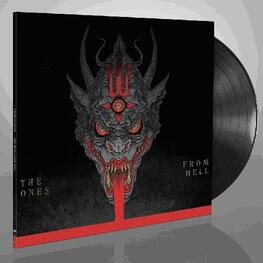 NECROWRETCH - The Ones From Hell (Black Gatefold Vinyl) (LP)