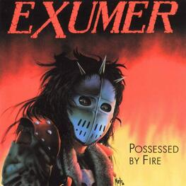 EXUMER - Possessed By Fire (Blue Vinyl & 7'single) (LP)