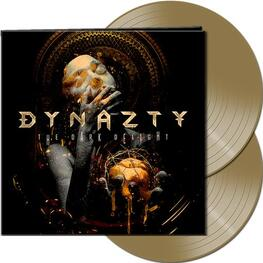 DYNAZTY - The Dark Delight (Ltd.Gtf. Gold Vinyl) (2LP)