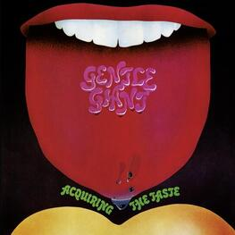 GENTLE GIANT - Acquiring The Taste (Gatefold/180g/black Vinyl) (LP)