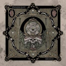 PARADISE LOST - Obsidian: Limited Deluxe Edition (LP)
