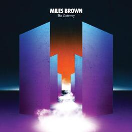 MILES BROWN - Gateway: Australian Exclusive Purple And Pink Swirl Coloured Vinyl (LP)