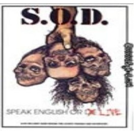 SOD, S.O.D. - Speak English Or Live (DVD)