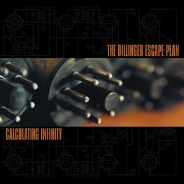 DILLINGER ESCAPE PLAN - Calculating Infinity (CD)
