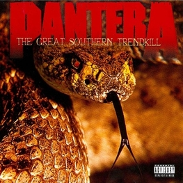 PANTERA - Great Southern Trendkill (CD)