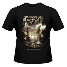 BEYOND CREATION - Earthborn Evolution T-SHIRT