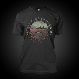 BETWEEN THE BURIED AND ME - COMA ECLIPTIC FLOATING T-SHIRT