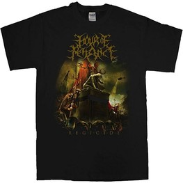 Hour Of Penance - REGICIDE T-SHIRT