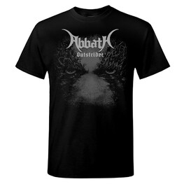 ABBATH - OUTSTRIDER ALBUM ARTWORK (BLACK)