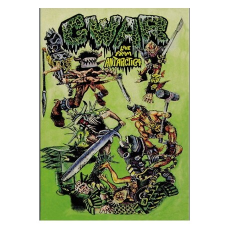 GWAR - Live From Antarctica (DVD)