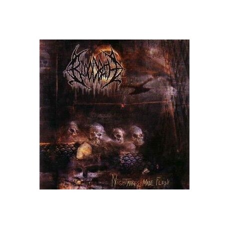 BLOODBATH - Nightmares Made Flesh (CD)
