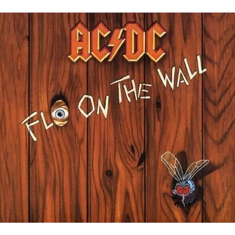 AC/DC - Fly On The Wall (Re-issue) (CD)