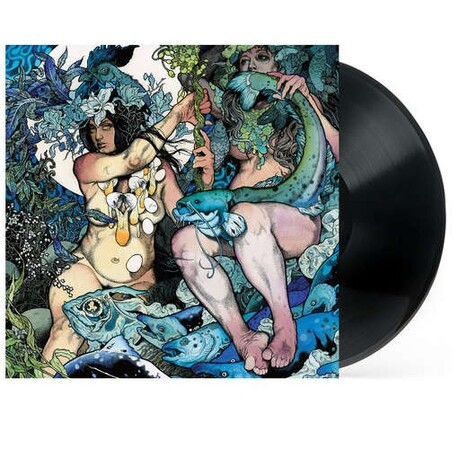 BARONESS - Blue Record (Vinyl) (LP)