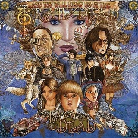 ...AND YOU WILL KNOW US BY THE TRAIL OF DEAD - Tao Of The Dead (CD)