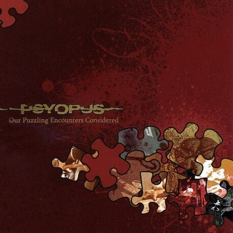 PSYOPUS - Our Puzzling Encounters Considered (CD)