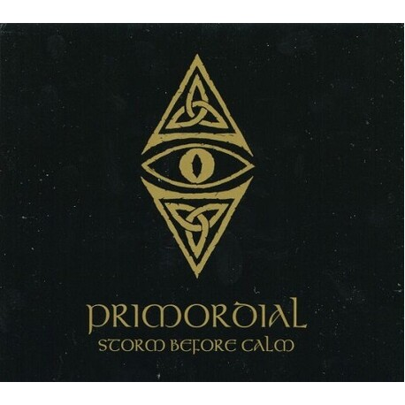 PRIMORDIAL - Storm Before Calm (CD+DVD)