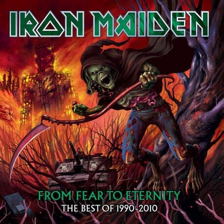 IRON MAIDEN - From Fear To Eternity - Best O (3LP)