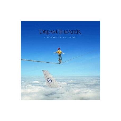 DREAM THEATER - Dramatic Turn Of Events, A (Special Edition) (CD+DVD)