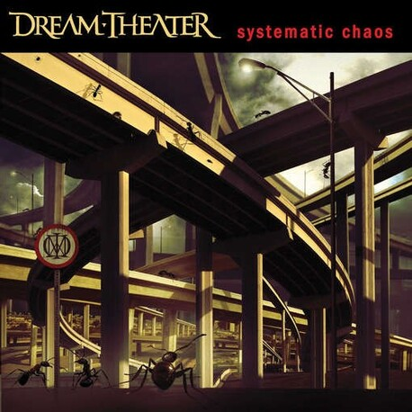 DREAM THEATER - Systematic Chaos (2 Lp Set) (2LP)