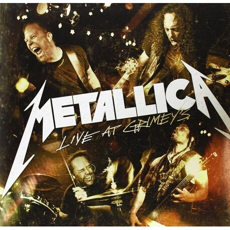 METALLICA - Live At Grimey's - Limited (2 x 10in)