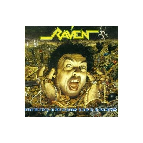 RAVEN - Nothing Exceeds Like Excess (CD)