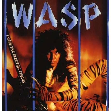 W.A.S.P. - WASP - Inside The.. -hq- (LP)