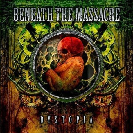 BENEATH THE MASSACRE - Dystopia (Vinyl) (LP)